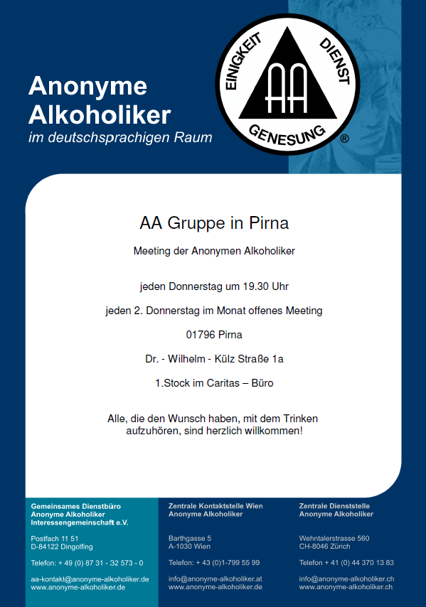 AA-Gruppe-Pirna